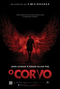 O Corvo - Poster / Capa / Cartaz - Oficial 2