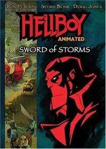 Hellboy: A Espada das Tempestades - Poster / Capa / Cartaz - Oficial 1