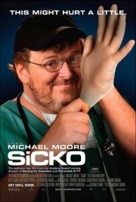 Sicko - S.O.S. Saúde - Poster / Capa / Cartaz - Oficial 2