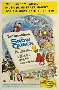 A Rainha da Neve - Poster / Capa / Cartaz - Oficial 3