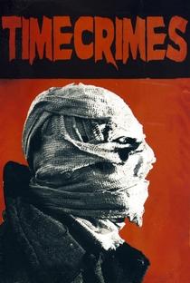 Crimes Temporais - Poster / Capa / Cartaz - Oficial 15