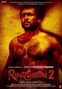 Rakht Charitra - 2 - Poster / Capa / Cartaz - Oficial 1