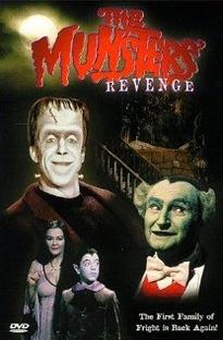 A Vingança dos Monstros - Poster / Capa / Cartaz - Oficial 1