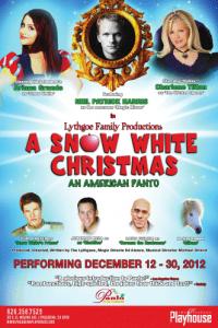 A Snow White Christmas - Poster / Capa / Cartaz - Oficial 1