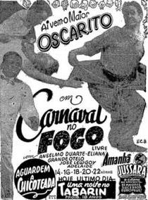 Carnaval no Fogo - Poster / Capa / Cartaz - Oficial 1