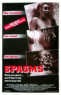 Spasms - Poster / Capa / Cartaz - Oficial 6