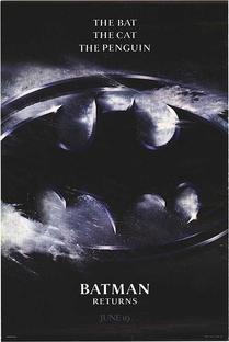 Batman - O Retorno - Poster / Capa / Cartaz - Oficial 4