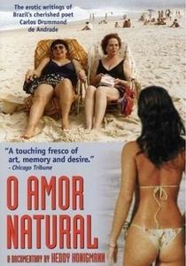 O Amor Natural - Poster / Capa / Cartaz - Oficial 1