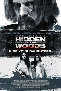 Hidden in the Woods - Poster / Capa / Cartaz - Oficial 2