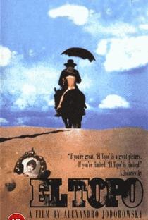 El Topo - Poster / Capa / Cartaz - Oficial 15