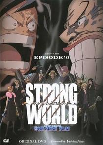 One Piece - Mundo Estranho - Poster / Capa / Cartaz - Oficial 1