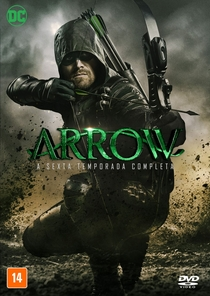 Arrow (6ª Temporada) - Poster / Capa / Cartaz - Oficial 2