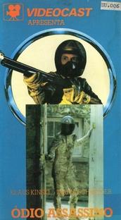 Ódio Assassino - Poster / Capa / Cartaz - Oficial 1