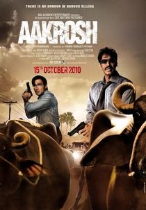Aakrosh - Poster / Capa / Cartaz - Oficial 4