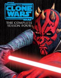 Star Wars: The Clone Wars (4ª Temporada) - Poster / Capa / Cartaz - Oficial 1