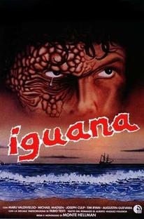 Iguana - A Fera do Mar - Poster / Capa / Cartaz - Oficial 3