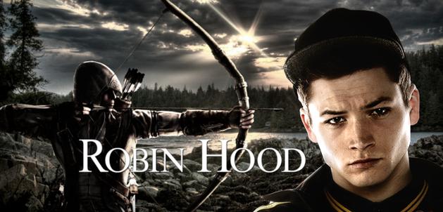 Robin Hood   Novo filme ganha data de lançamento