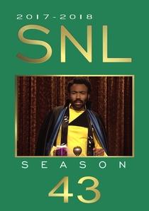 Saturday Night Live (43ª Temporada) - Poster / Capa / Cartaz - Oficial 1