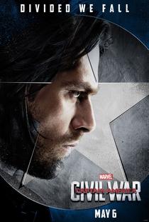 Capitão América: Guerra Civil - Poster / Capa / Cartaz - Oficial 15