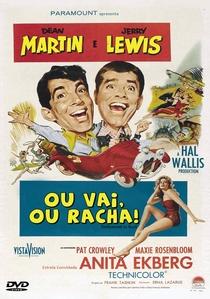 Ou Vai ou Racha - Poster / Capa / Cartaz - Oficial 1