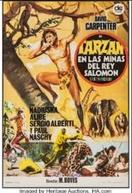 Tarzan Nas Minas do Rei Salomão (Tarzan in King Solomon's Mine / Tarzan em Las Vegas del Salomón)