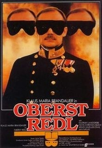 Coronel Redl - Poster / Capa / Cartaz - Oficial 3
