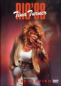 Tina Turner: Rio '88 - Poster / Capa / Cartaz - Oficial 1