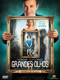 Grandes Olhos - Poster / Capa / Cartaz - Oficial 4