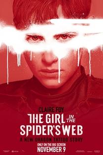 Millennium: A Garota na Teia de Aranha - Poster / Capa / Cartaz - Oficial 7