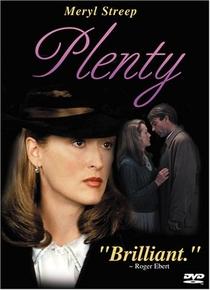 Plenty - O Mundo de Uma Mulher - Poster / Capa / Cartaz - Oficial 3