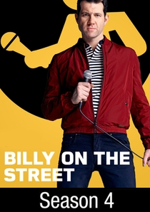 Billy on the Street (4ª Temporada) - Poster / Capa / Cartaz - Oficial 1