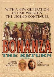 Bonanza - O Retorno - Poster / Capa / Cartaz - Oficial 1