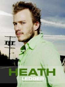 Biography Channel: Heath Ledger - Poster / Capa / Cartaz - Oficial 3