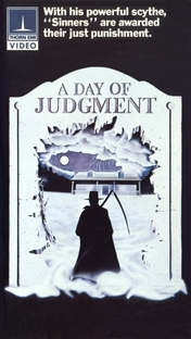 A Day Of Judgment - Poster / Capa / Cartaz - Oficial 1