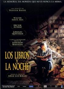 Los libros y la noche - Poster / Capa / Cartaz - Oficial 1
