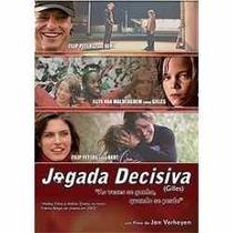 Jogada Decisiva - Poster / Capa / Cartaz - Oficial 1