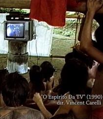 O espírito da TV - Poster / Capa / Cartaz - Oficial 1