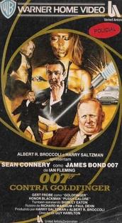 007 - Contra Goldfinger - Poster / Capa / Cartaz - Oficial 3