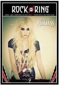 The Pretty Reckless: Live Rock Am Ring 2011 - Poster / Capa / Cartaz - Oficial 1