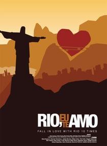 Rio, Eu te Amo - Poster / Capa / Cartaz - Oficial 1