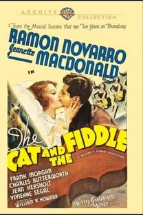 O Gato e o Violino - Poster / Capa / Cartaz - Oficial 1