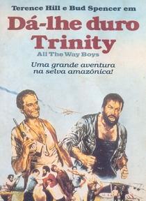 Da-lhe Duro Trinity - Poster / Capa / Cartaz - Oficial 3