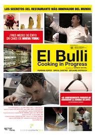 El Bulli – A Gastronomia em Progresso de Ferran Adrià - Poster / Capa / Cartaz - Oficial 1