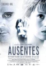 Ausentes - Poster / Capa / Cartaz - Oficial 1