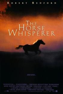 O Encantador de Cavalos - Poster / Capa / Cartaz - Oficial 4