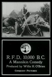 R.F.D. 10,000 B.C. - Poster / Capa / Cartaz - Oficial 1