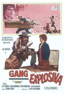 Gang Explosiva - Poster / Capa / Cartaz - Oficial 1