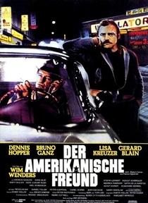 O Amigo Americano - Poster / Capa / Cartaz - Oficial 3