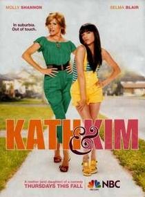 Kath and Kim (1ª Temporada) - Poster / Capa / Cartaz - Oficial 1