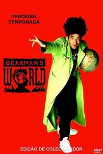 O Mundo de Beakman (3ª Temporada) - Poster / Capa / Cartaz - Oficial 1